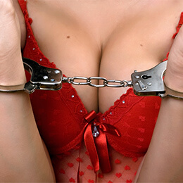 BDSM-Handcuff