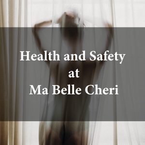 Health and Safety Guidelines at Ma Belle Cheri